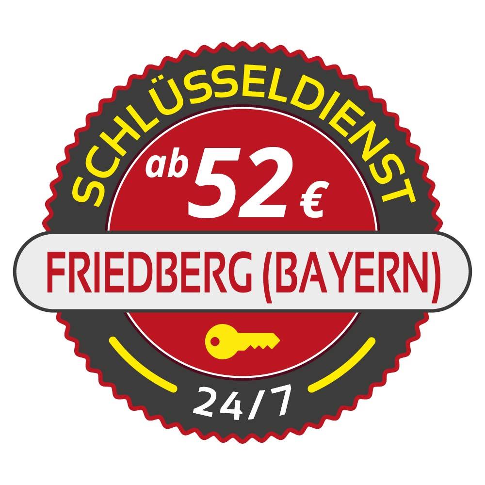 Schluesseldienst Aichach Friedberg friedberg-bayern mit Festpreis ab 52,- EUR